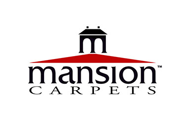 Invisible Inc. Web Design and Graphic - Mansion Carpets Logo