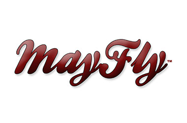 Invisible Inc. Web Design and Graphic - MayFly Clothing Logo