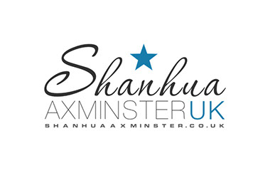 Invisible Inc. Web Design and Graphic - Shanhua Axminster Logo Design