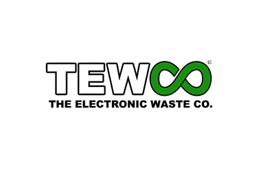 Invisible Inc. Web Design and Graphic - The Electronic Waste Company Cornwall Logo Design